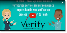 VERIFY Remote Verification Video