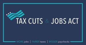 tax cuts jobs act