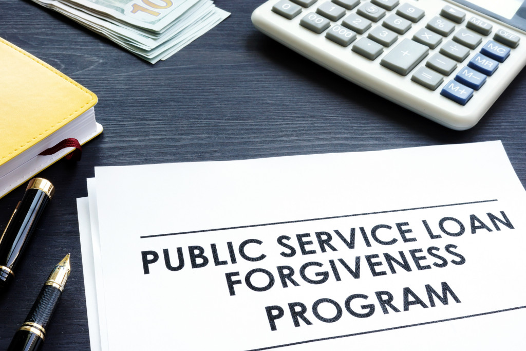 Public Service Loan Forgiveness PSLF Program Documents